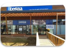 Nouvea magazin Ixina