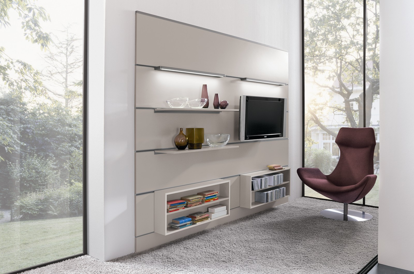 coin tv meubles tv aviva copier. Black Bedroom Furniture Sets. Home Design Ideas