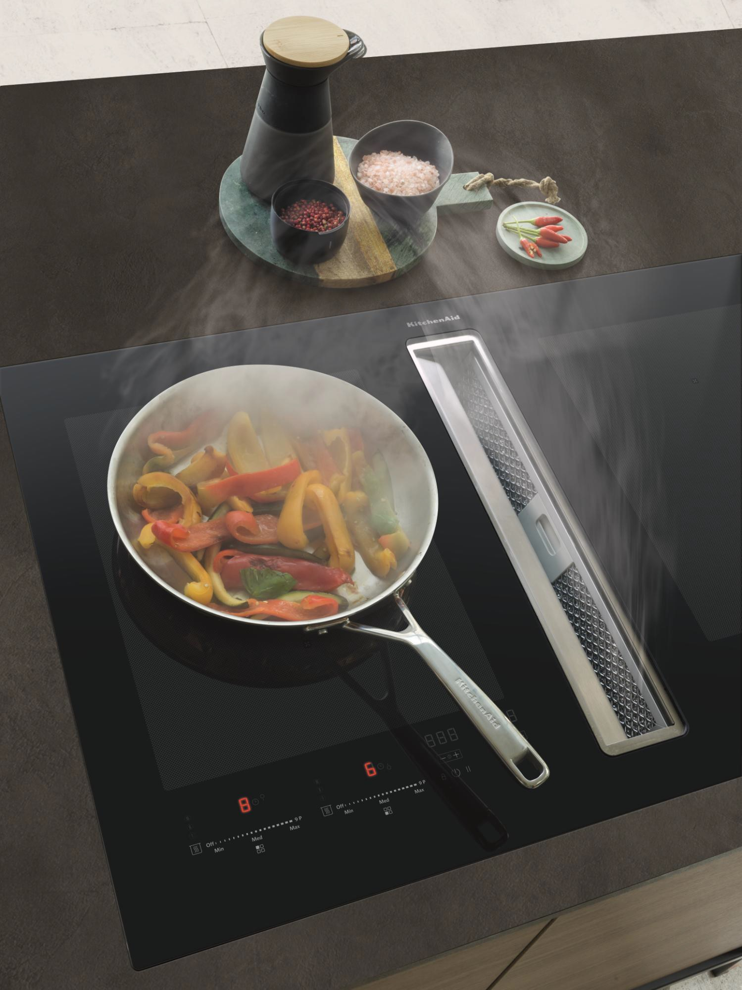 Table Induction Ventilee De Kitchenaid