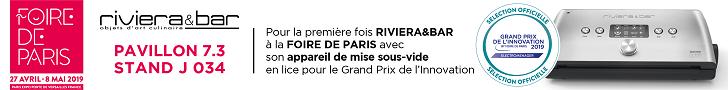 Riviera&bar - Foire de Paris