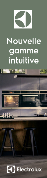 Nouvelle gamme Intuitive - Electrolux